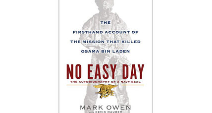 Potential problems for Navy SEAL author of 'No Easy Day'