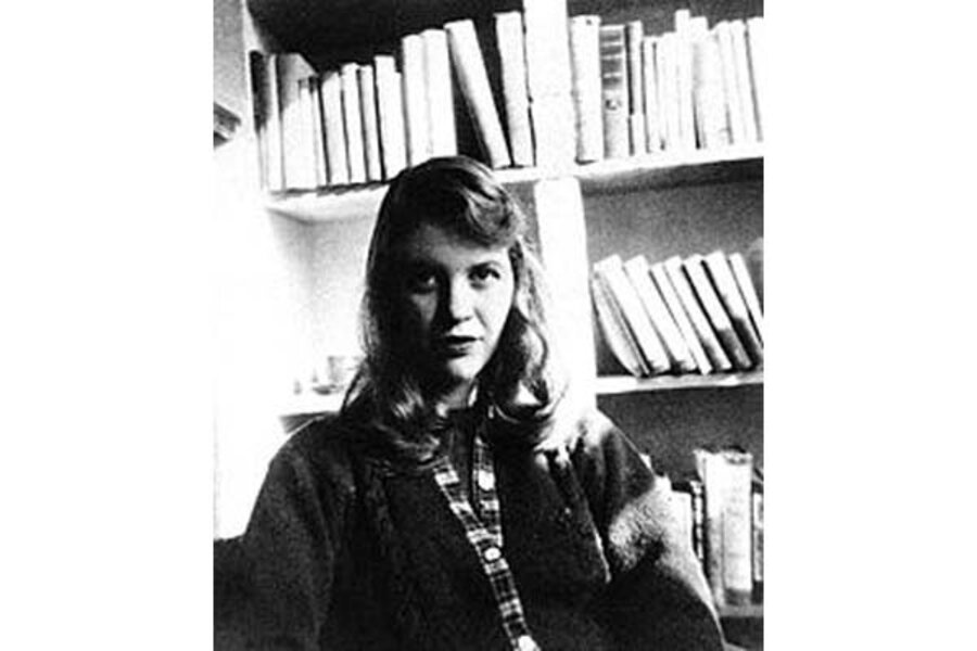 explication of a birthday present by sylvia plath Poetry analysis fails to reveal plath insights  28-12-2003 john freeman special to the plain dealer forty years after her suicide, five years after his death at age 68, sylvia plath and ted hughes are still the ben and jlo of the poetry world.