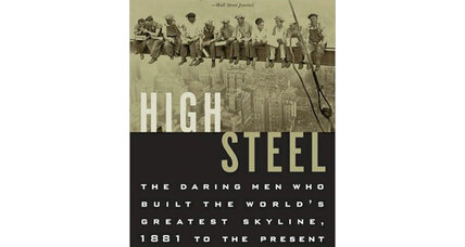 Reader recommendation: High Steel