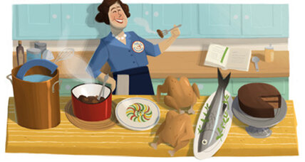 Julia Child was a spy. Was she any good at it? (+video)