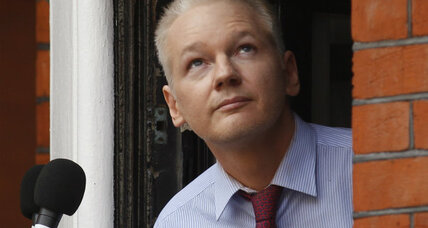 How to arrest Julian Assange without violating international law