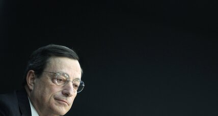 Mario Draghi's big bazooka: a weapon, not a cure