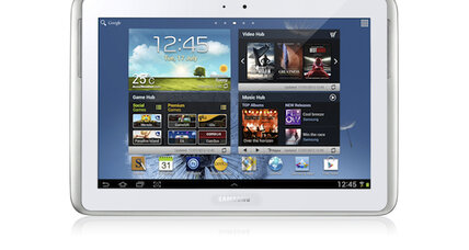 Samsung Galaxy Note 10.1 stabs at iPad with its stylus