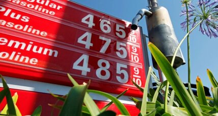 Gas prices surge 34 cents since June