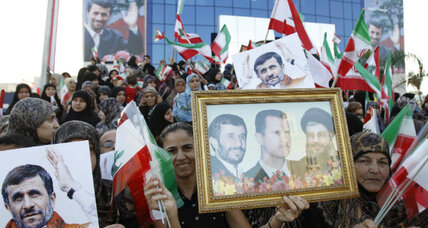 Washington, get ready for more Iranian influence after Bashar al-Assad falls in Syria