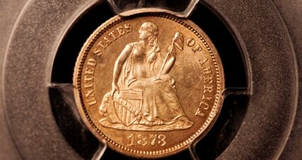 Dime sells for $1.6 million. Rare mint. 139 years old.