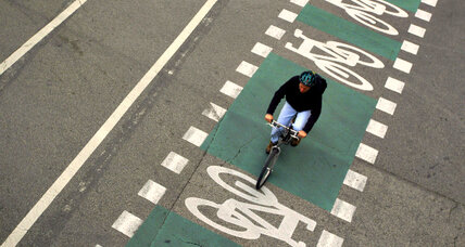How cities can get drivers biking