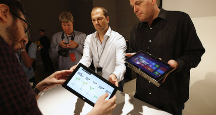 Surface tablet ruffles feathers among Microsoft's friends