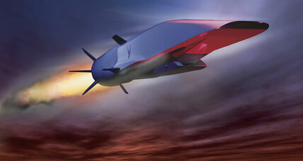 Hypersonic X-51A WaveRider nosedives in Pacific Ocean
