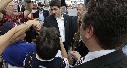 Romney's Paul Ryan pick energizes GOP