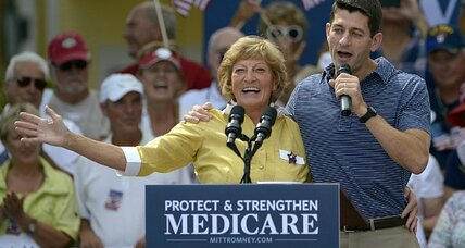 Paul Ryan: why taking Medicare message to Florida wasn't a risk