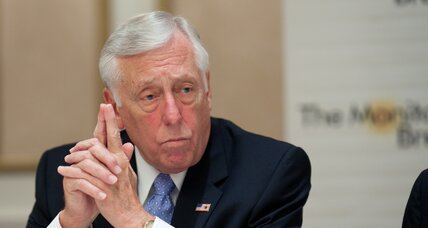 Rep. Steny Hoyer: Americans are now anxious, not angry