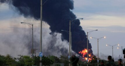 Venezuela's refinery explosion its worst ever