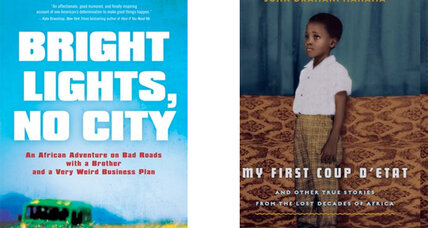 'Bright Lights, No City' and 'My First Coup d'Etat'