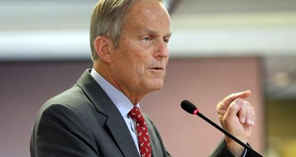'Legitimate rape' comment by GOP's Todd Akin shakes up Missouri Senate race