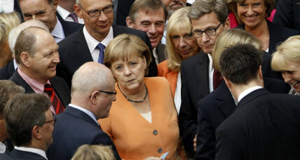 Germany must shift from crisis mode to steady leadership in Europe