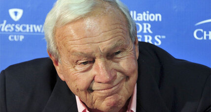 Arnold Palmer: 12 quotes for his birthday