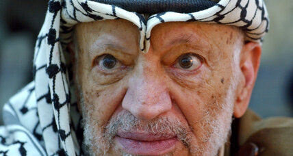 French authorities to investigate Arafat's death