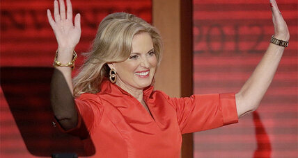 Ann Romney speech: The tired-mom theme and policy that can help