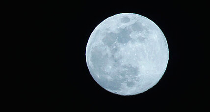 Blue moon: Two chances to see this rare event