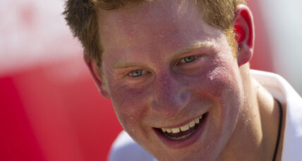 Why there's been so little ado in Britain over naked Prince Harry pics