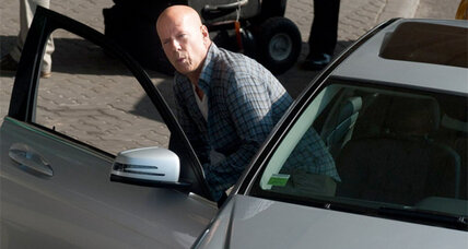 Bruce Willis in 'The Expendables 2' rules the box office