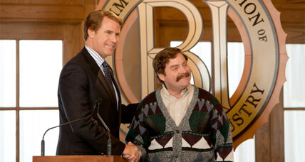 Will Ferrell, Zach Galifianakis in 'The Campaign': movie review