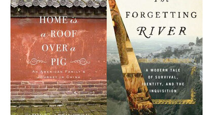 'Home is a Roof Over a Pig' and 'The Forgetting River'