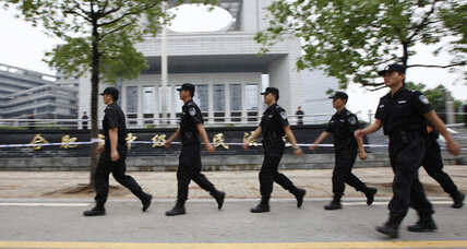 4 Chinese police officers on trial for helping Bo Xilai's wife