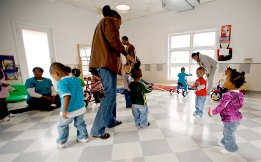 childcare cost  day care expense rivals college cost