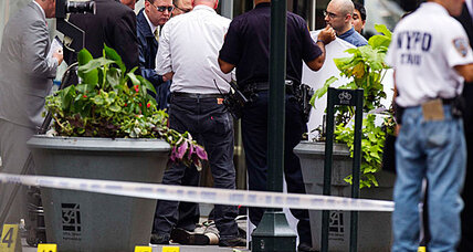Empire State Building gunman was disgruntled, laid-off worker