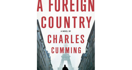 Spy author Charles Cumming discusses his new title 'A Foreign Country'