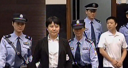 Scandal in China: Bo Xilai's wife does not contest murder charge