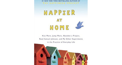 'Happier at Home': Gretchen Rubin offers 10 tips to make home more comforting