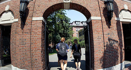 Harvard cheating evidence prompts investigation