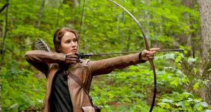 'Hunger Games' passes 'Harry Potter' as bestselling Amazon series