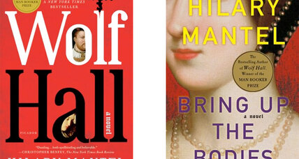 Hilary Mantel's Tudor novels coming to TV
