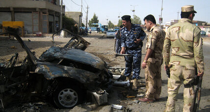 Insurgent attacks in Iraq result in over 20 deaths