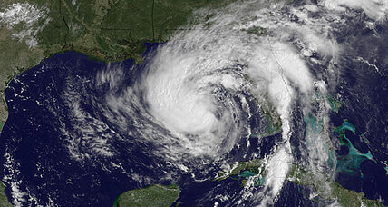 Gulf Coast evacuations begin ahead of Isaac