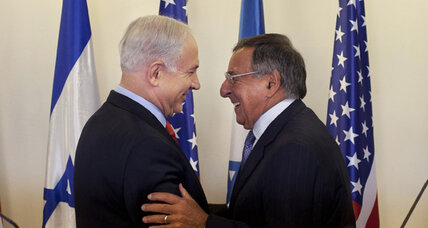 Panetta asks for patience as Israel looks to halt Iran's nuclear program (+video)