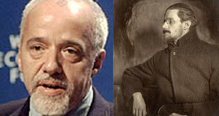 Why is Paulo Coelho slamming James Joyce?