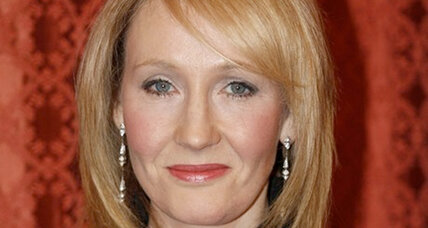 J.K. Rowling will come to New York for 'Casual Vacancy'