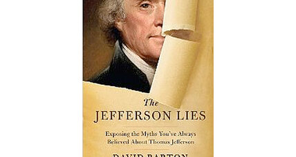 'The Jefferson Lies' is recalled by publisher Thomas Nelson