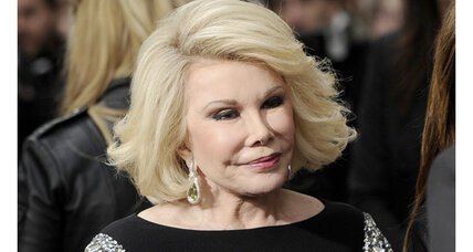 Joan Rivers protests Costco ban of her new book