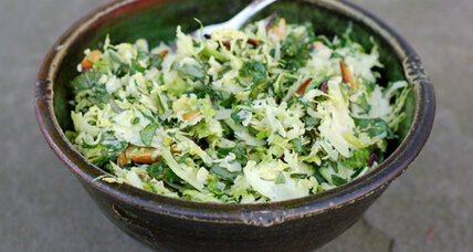 Meatless Monday: Bring on the kale