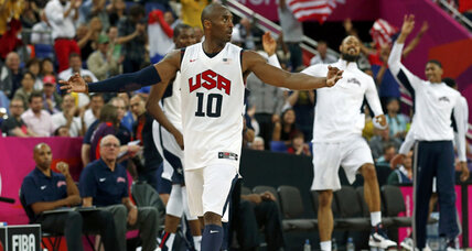 Kobe Bryant awakens in Team USA's win over Australia