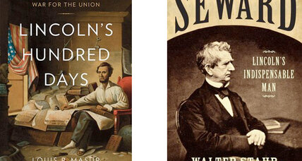 """Lincoln's Hundred Days"" and ""Seward"""
