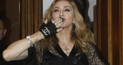 Madonna, in Moscow, wades into Pussy Riot trial controversy