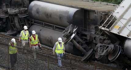 Maryland freight train derailment claims two lives