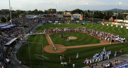 Minor league baseball: Where do these teams play?